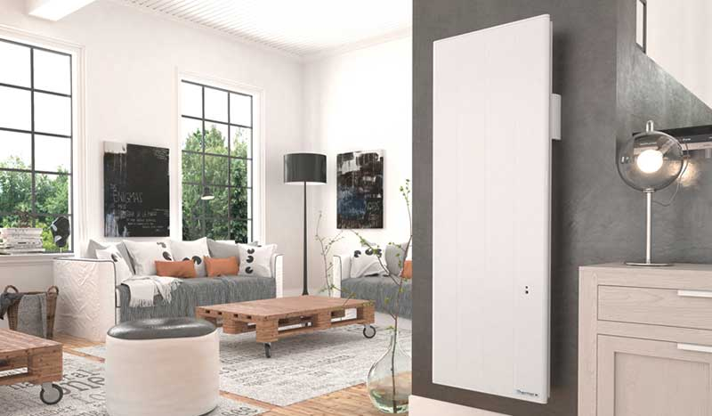quel mod le existe t il en radiateur lectrique vertical thermor assistance. Black Bedroom Furniture Sets. Home Design Ideas